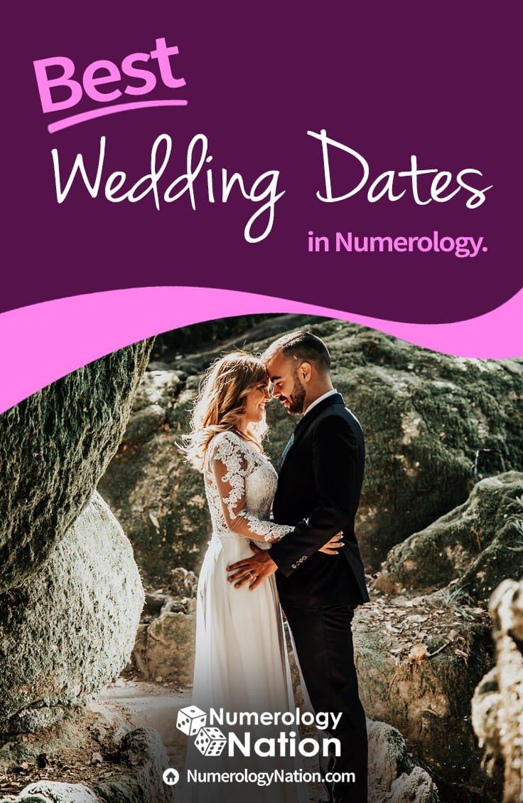 Best Wedding Dates Numerology