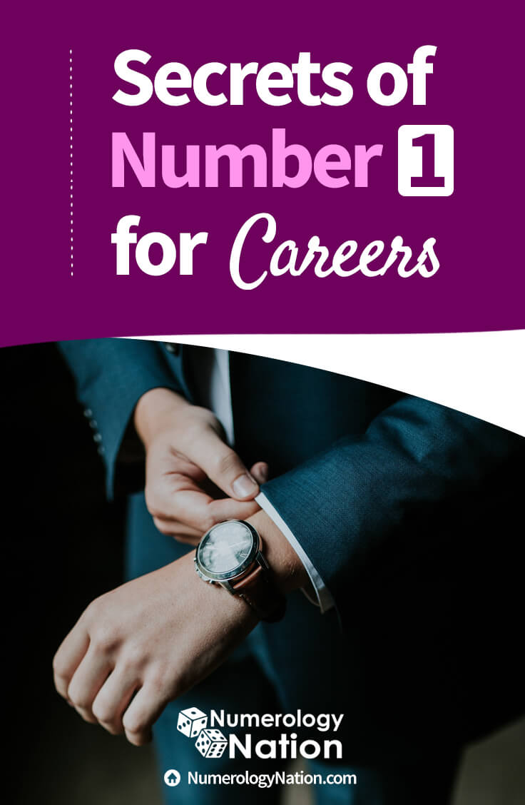 Numerology Number 1 For Careers