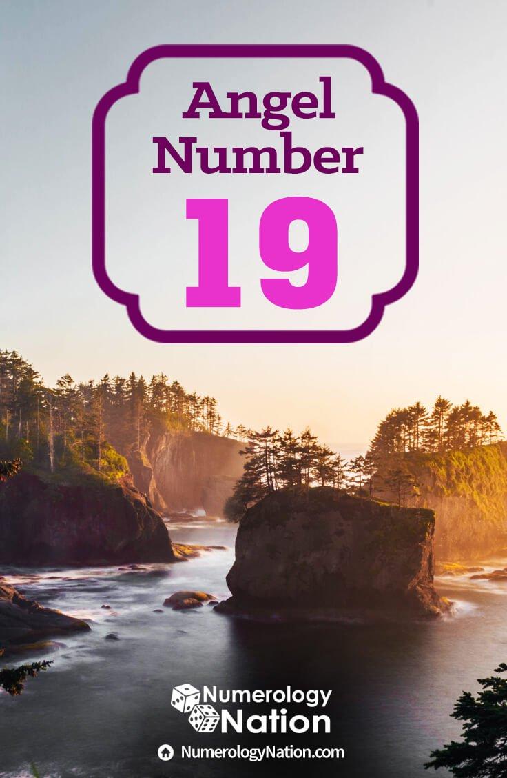 Angel Number 19