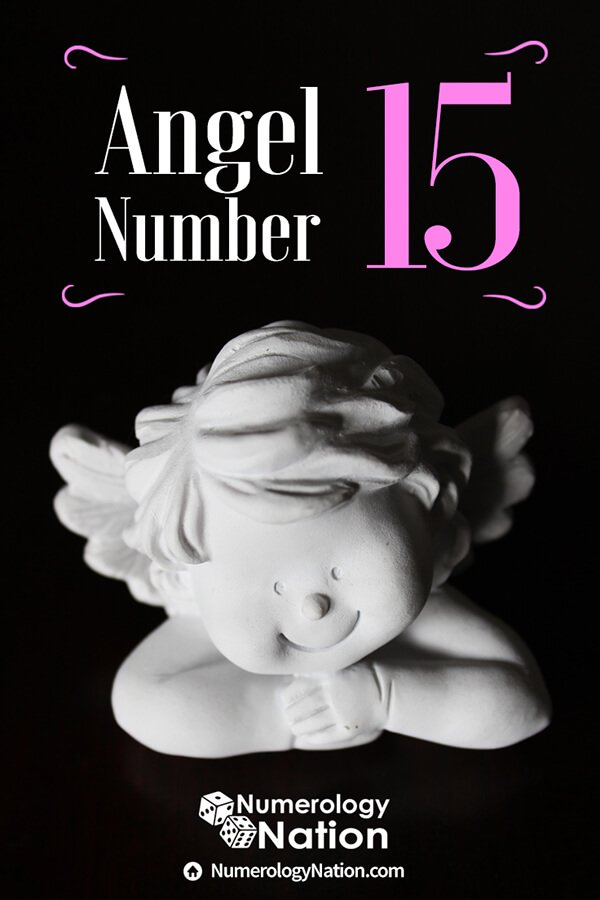 angel number 15