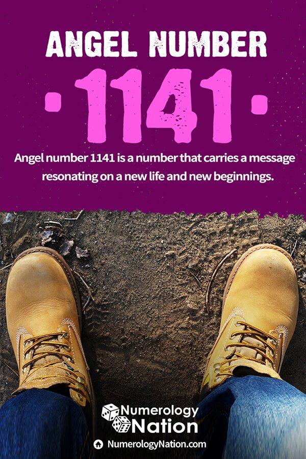 angel number 1141