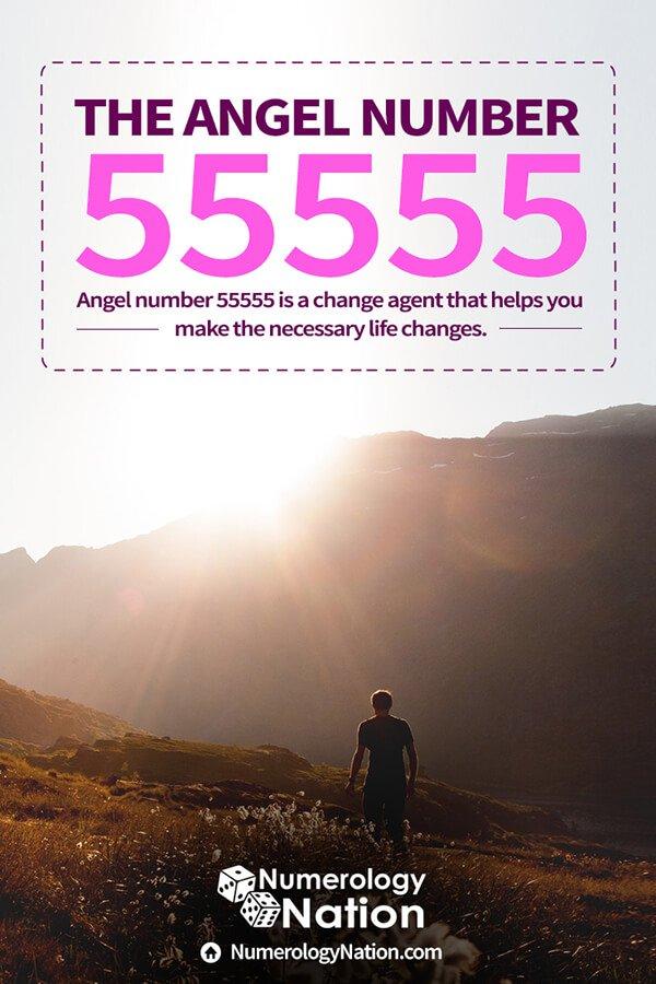 angel number 55555