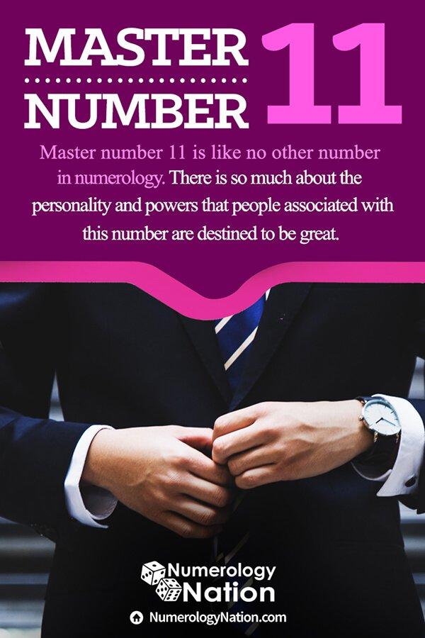 master number 11